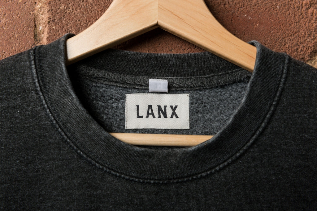 ISHERWOOD LANX SWEATSHIRT-Sweatshirt | LANX Proper Men's Shoes