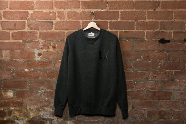 RIGBY LX SWEATSHIRT-Sweatshirt | LANX Proper Men's Shoes