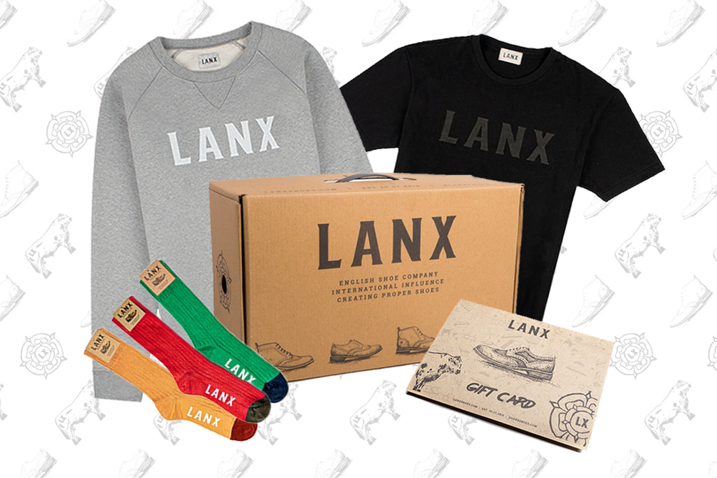 GIFT BOX NO.3-Gift Card | LANX Proper Men's Shoes