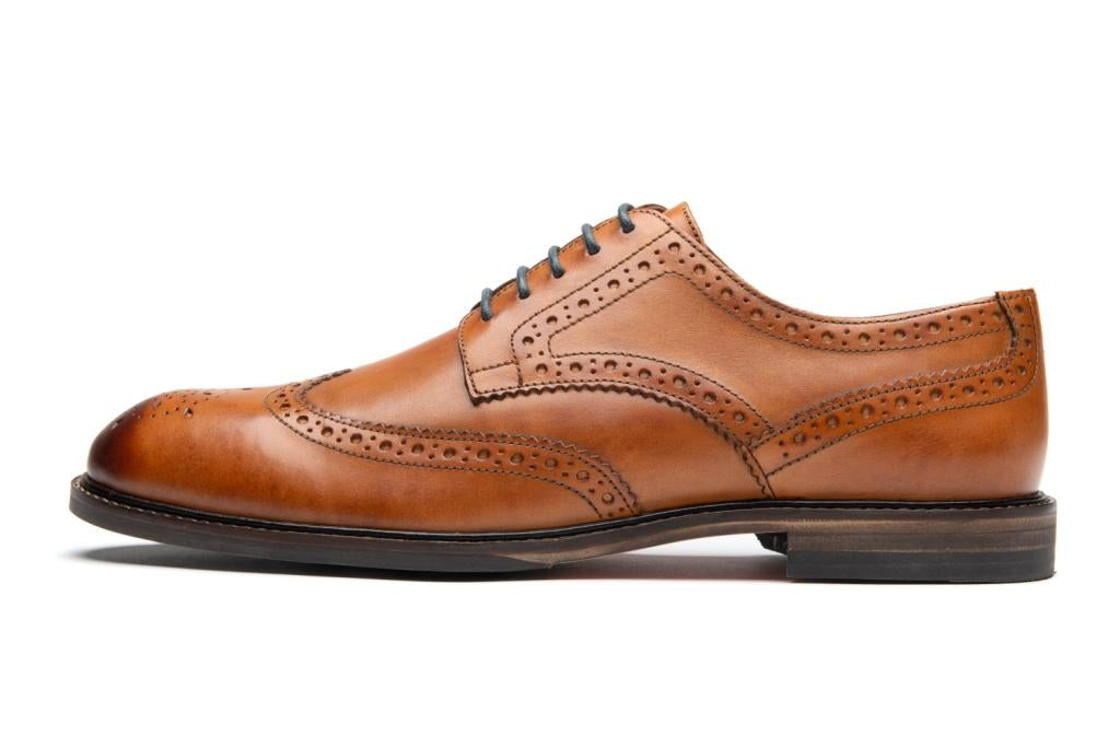 DIXON // TAN (MEN''S)-MEN'S SHOE | LANX Proper Men's Shoes
