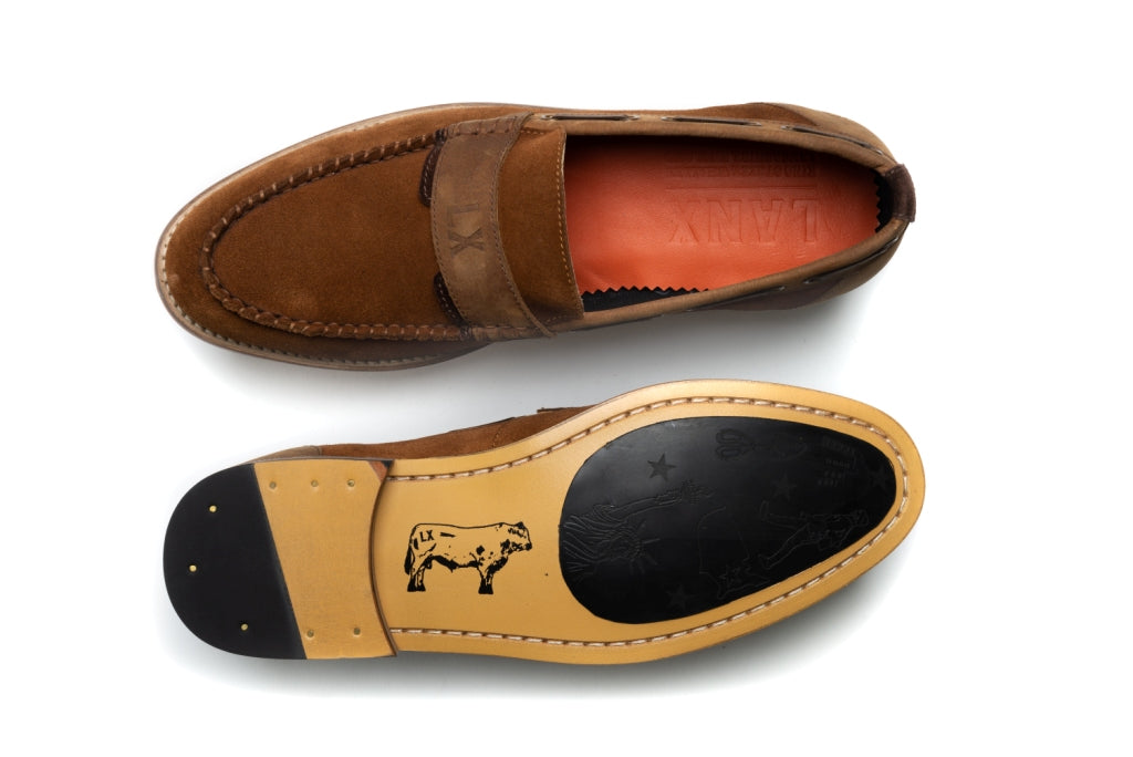CUDDY / TAN-Womens Footwear | LANX Proper Men's Shoes