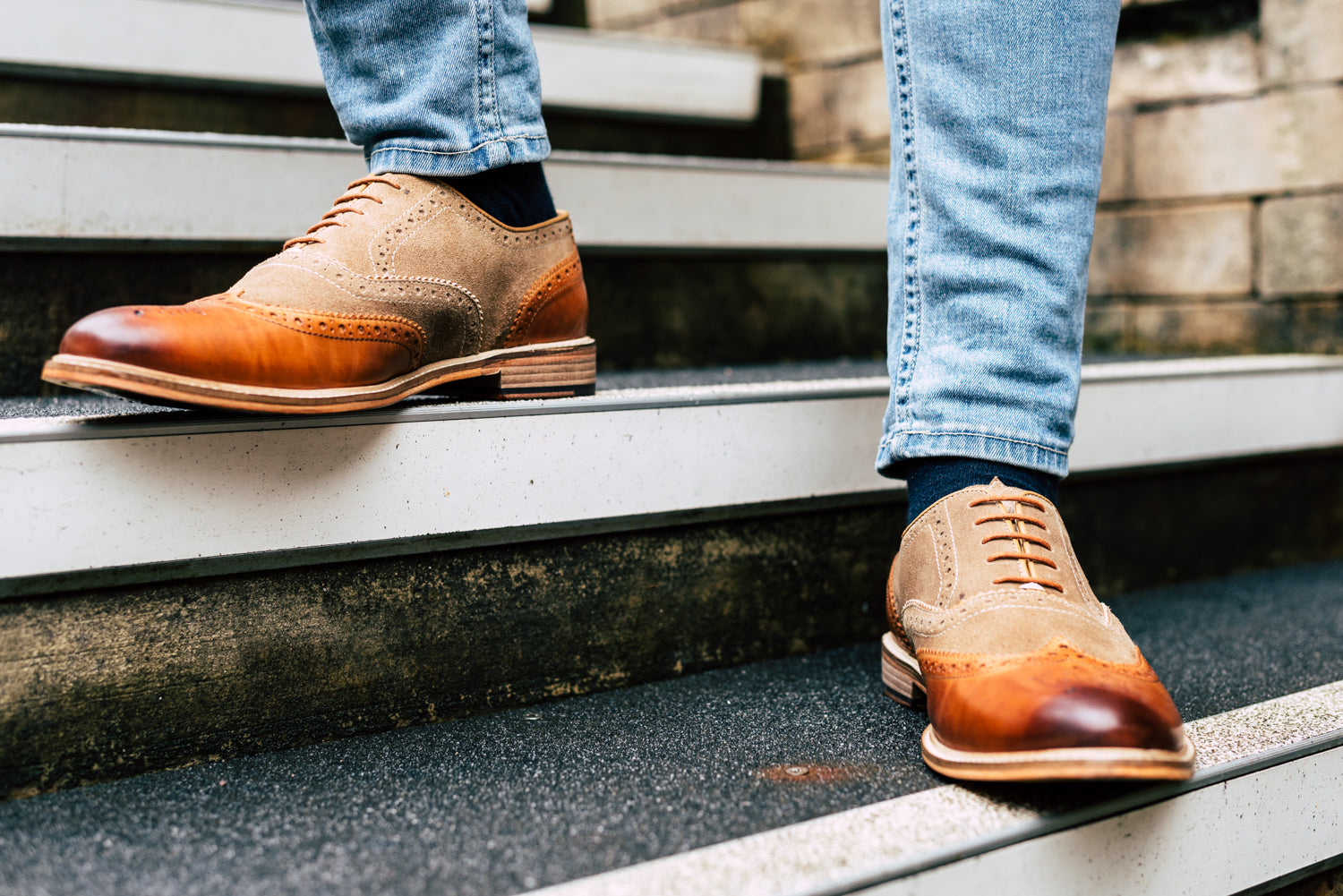 WATSON // SAND-MEN'S SHOE | LANX Proper Men's Shoes