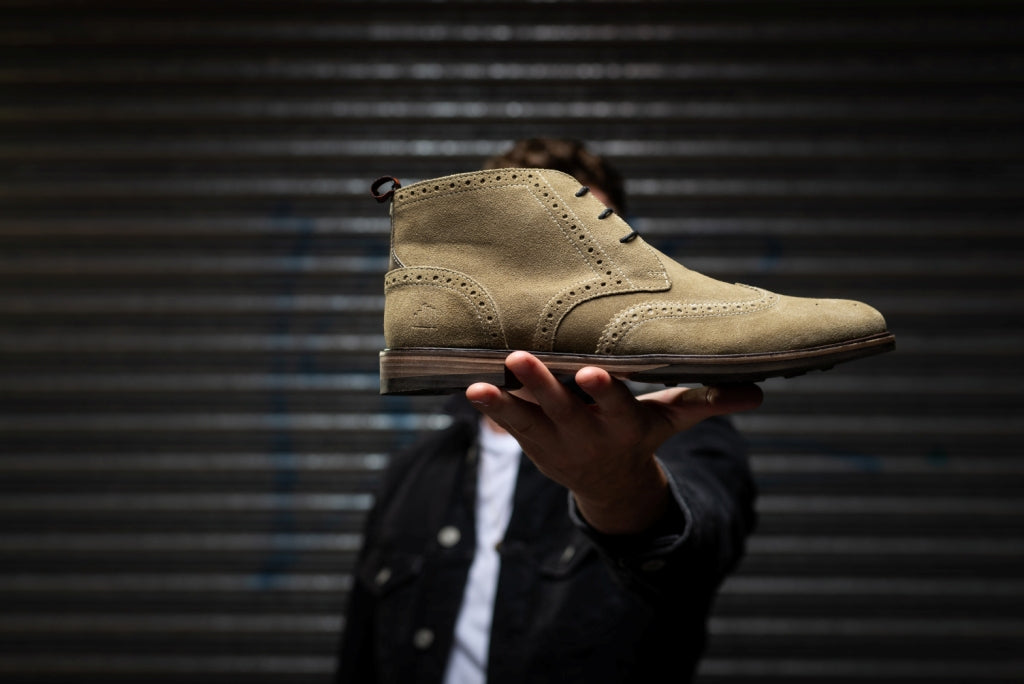 MOORBY // SAND-MEN'S SHOE | LANX Proper Men's Shoes