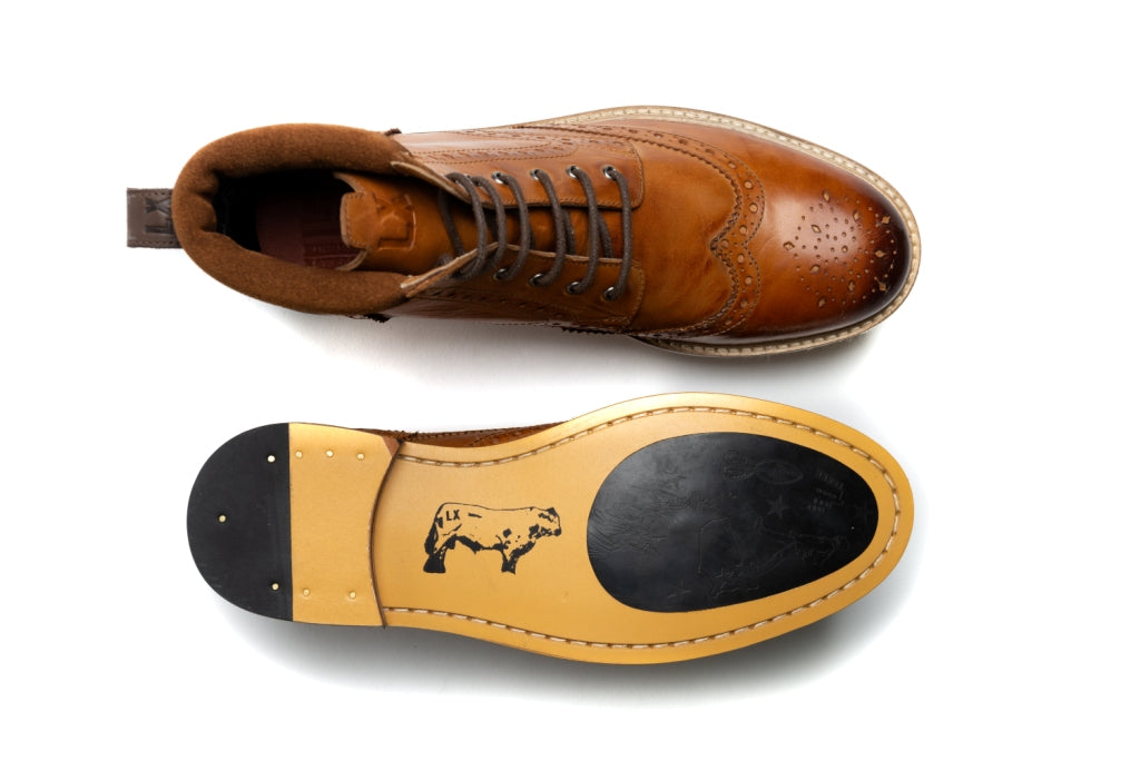 ROBINSON // TAN-Womens Footwear | LANX Proper Men's Shoes