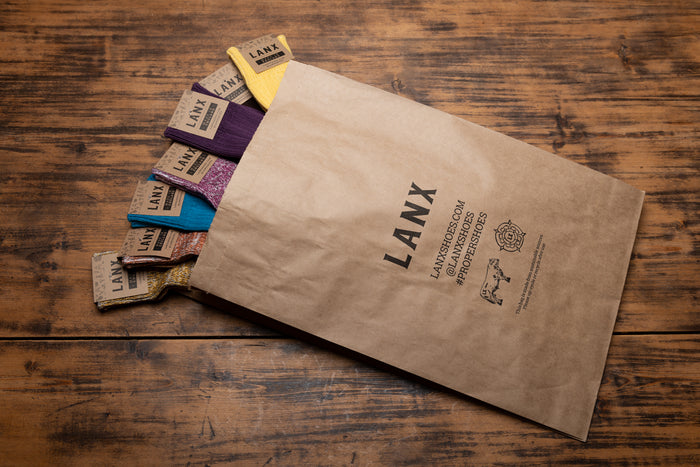 BAG OF 7 PAIRS-Socks | LANX Proper Men's Shoes