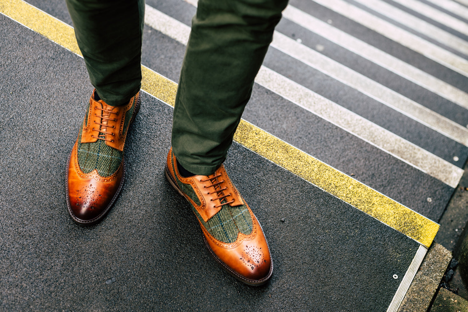 HAYTON // TAN-MEN'S SHOE | LANX Proper Men's Shoes