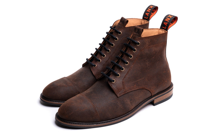 TASKER // RAWHIDE-MEN'S SHOE | LANX Proper Men's Shoes
