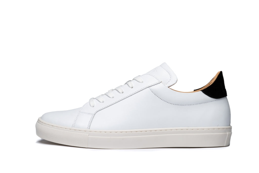 JACKSON // WHITE (MEN'S)-MEN'S SHOE | LANX Proper Men's Shoes