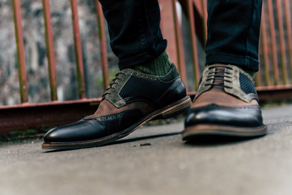 HAYNES // BROWN-MEN'S SHOE | LANX Proper Men's Shoes