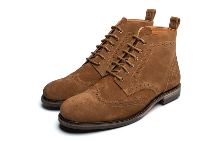 REILLY / TAN-Womens Footwear | LANX Proper Men's Shoes