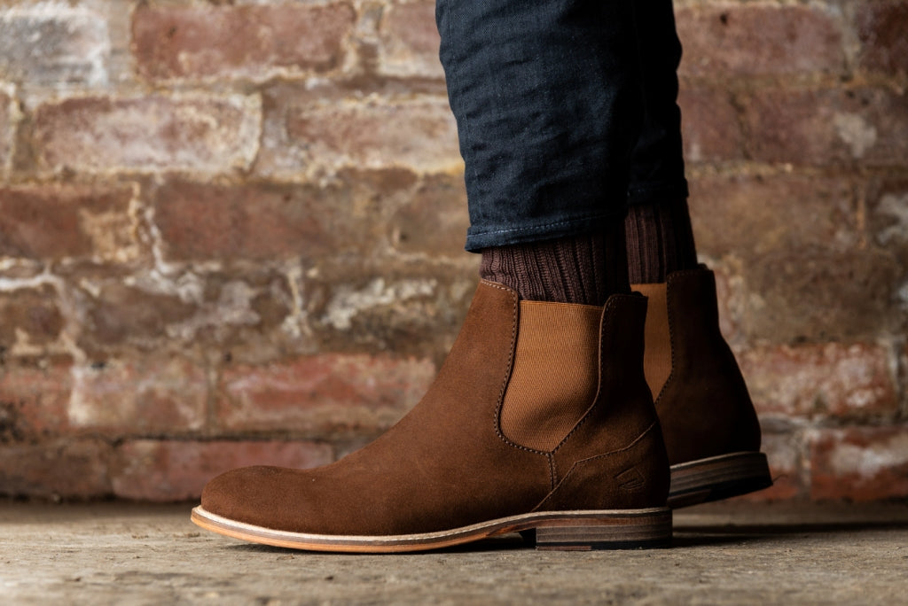 NEARY // TAN-MEN'S SHOE | LANX Proper Men's Shoes