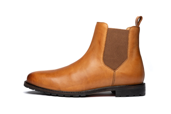*BOWLAND // TAN-Womens Footwear | LANX Proper Men's Shoes