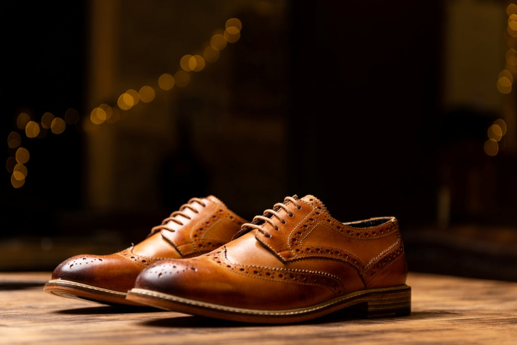 GREENWOOD // TAN-Womens Footwear | LANX Proper Men's Shoes
