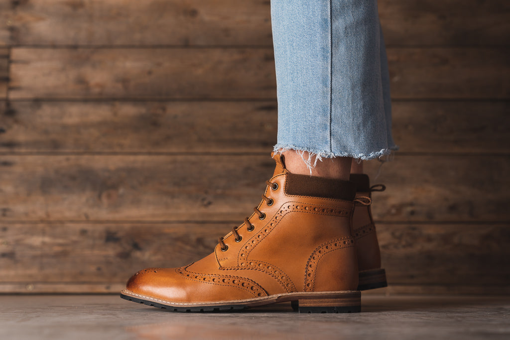 CHIPPING / TAN-Womens Footwear | LANX Proper Men's Shoes