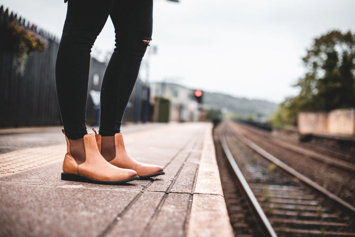 BOWLAND // TAN-Womens Footwear | LANX Proper Men's Shoes