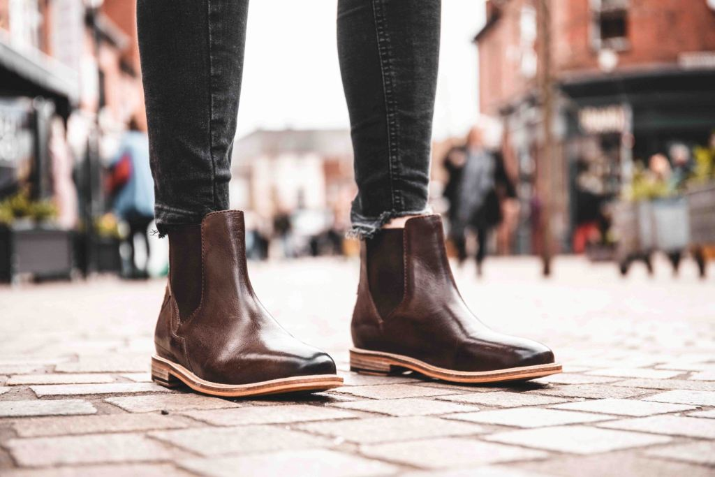 TURNER // BROWN-Womens Footwear | LANX Proper Men's Shoes