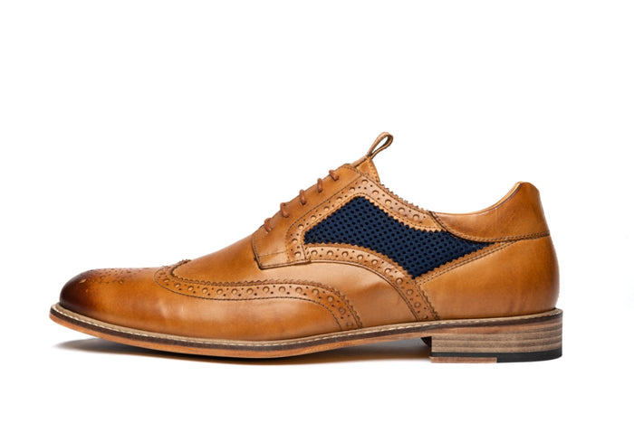 BIBBY // TAN (MEN'S)-MEN'S SHOE | LANX Proper Men's Shoes