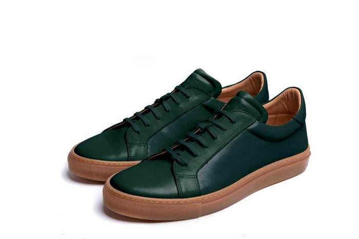 ANCOATS // SERPENTINE-MEN'S SNEAKER | LANX Proper Men's Shoes