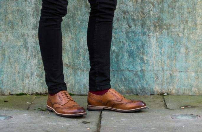 BEAUMONT // TAN-MEN'S SHOE | LANX Proper Men's Shoes