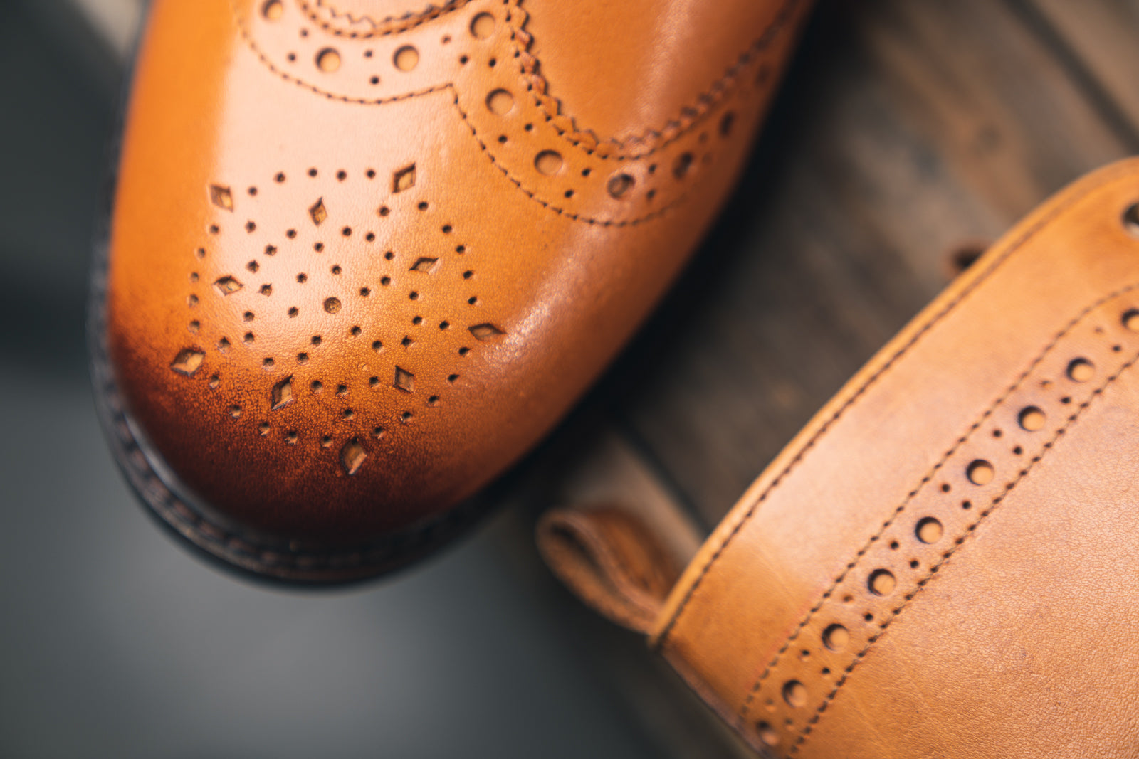 BAYLEY // TAN-MEN'S SHOE | LANX Proper Men's Shoes