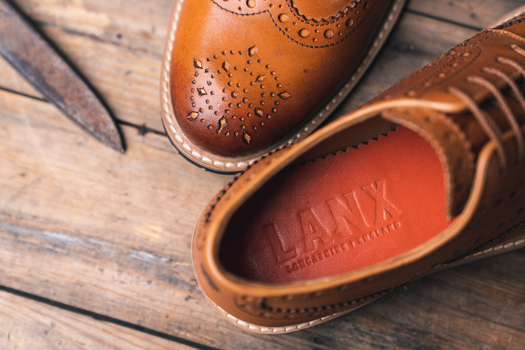 WHITEWELL / TAN-Womens Footwear | LANX Proper Men's Shoes