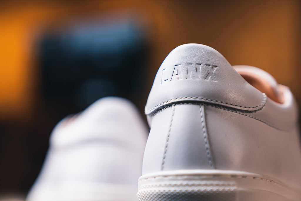 NESS / WHITE-Womens Sneakers | LANX Proper Men's Shoes