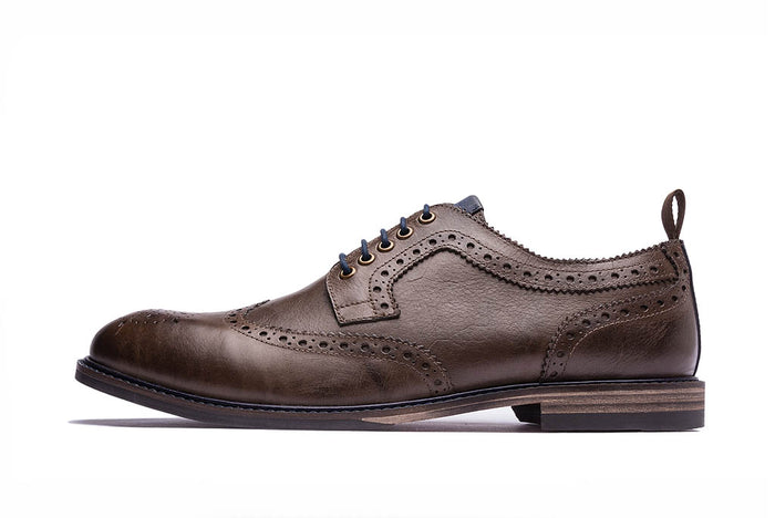 HEYWOOD | SALE SHARKS PLAYER ISSUE-MEN'S SHOE | LANX Proper Men's Shoes