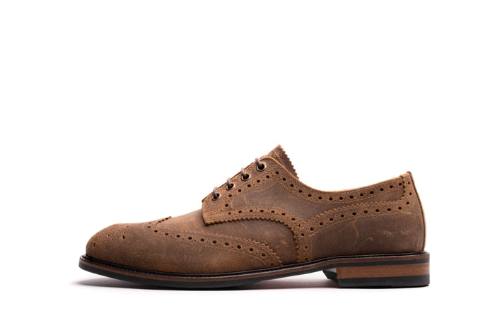 HAYHURST // CHAMOIS-MEN'S SHOE | LANX Proper Men's Shoes