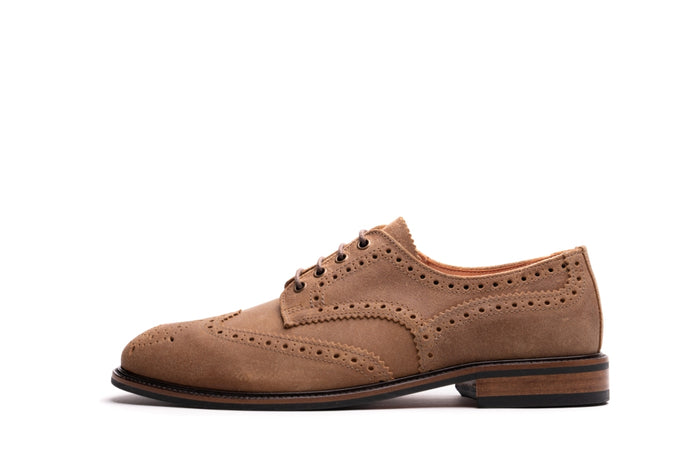 HAYHURST // NATURAL-MEN'S SHOE | LANX Proper Men's Shoes