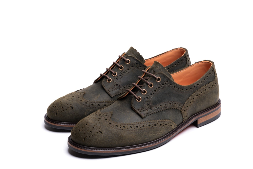 HAYHURST // LEAF-MEN'S SHOE | LANX Proper Men's Shoes