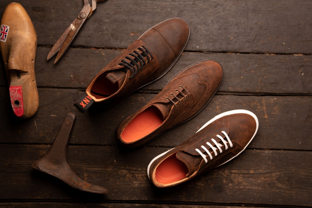 HAYHURST // RAWHIDE-MEN'S SHOE | LANX Proper Men's Shoes