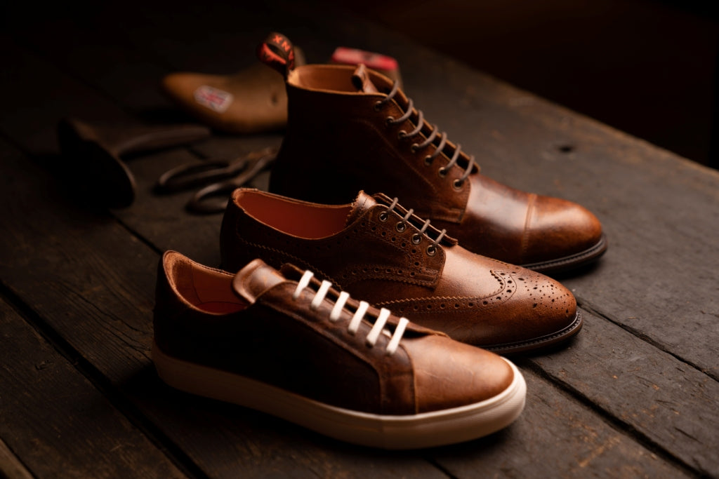TASKER // COACH-MEN'S SHOE | LANX Proper Men's Shoes