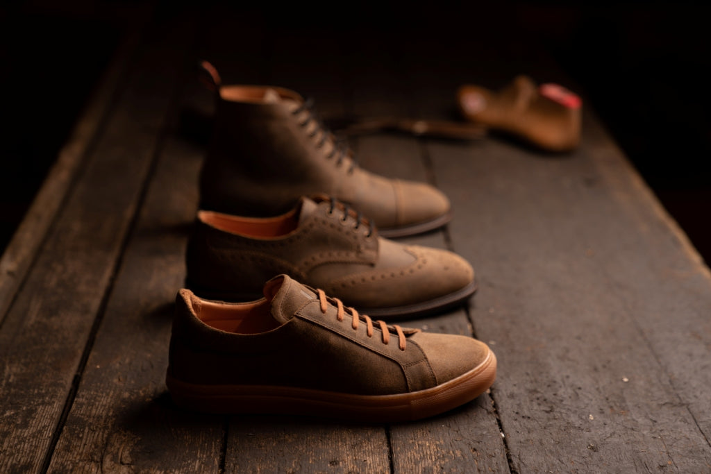 TASKER // MOLE-MEN'S SHOE | LANX Proper Men's Shoes