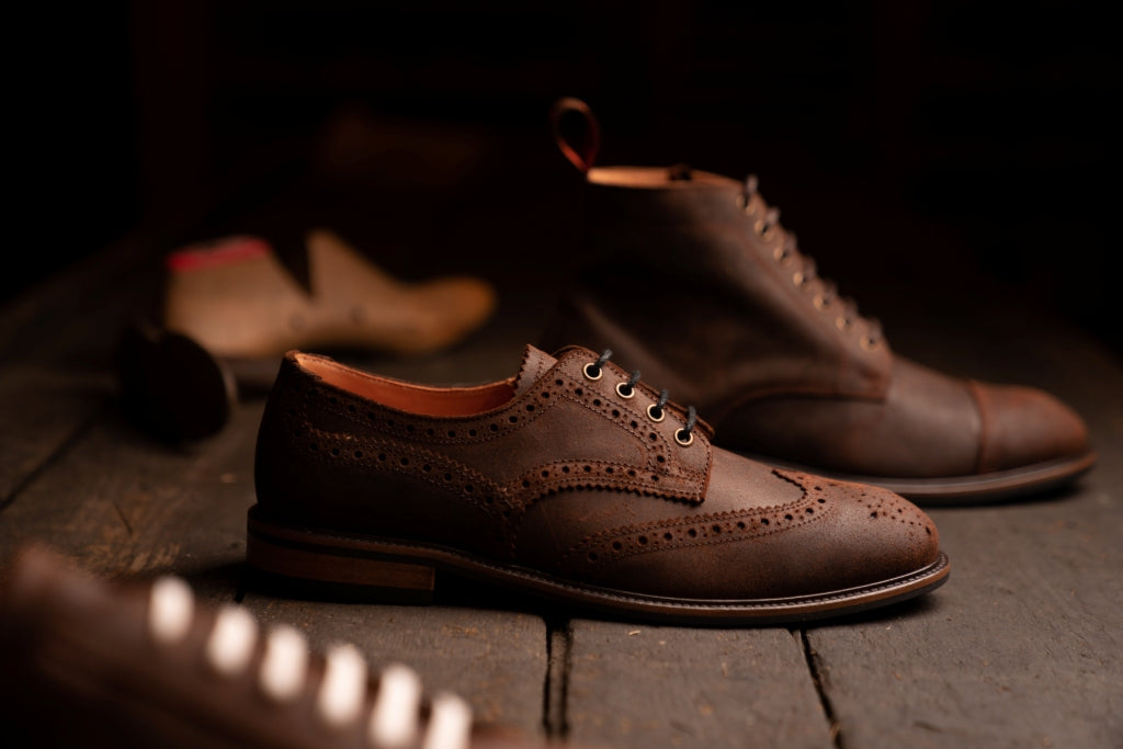 HAYHURST // SNUFF-MEN'S SHOE | LANX Proper Men's Shoes