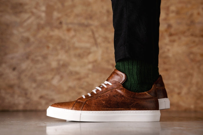 CHARLIE // COACH-MEN'S SNEAKER | LANX Proper Men's Shoes