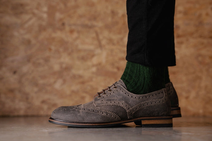 HAYHURST // STONE-MEN'S SHOE | LANX Proper Men's Shoes
