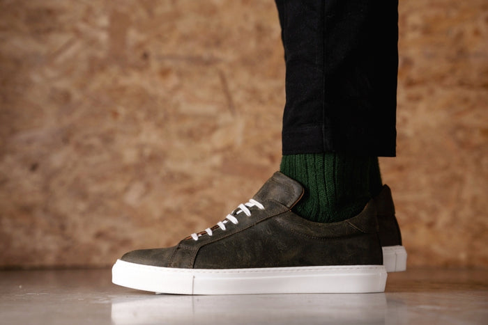 CHARLIE // LEAF-MEN'S SNEAKER | LANX Proper Men's Shoes