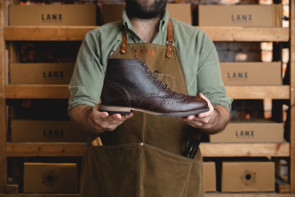 BAYLEY // PORT-MEN'S SHOE | LANX Proper Men's Shoes