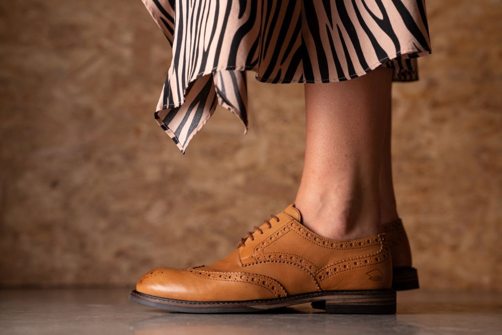 COPPING / TAN-Womens Footwear | LANX Proper Men's Shoes