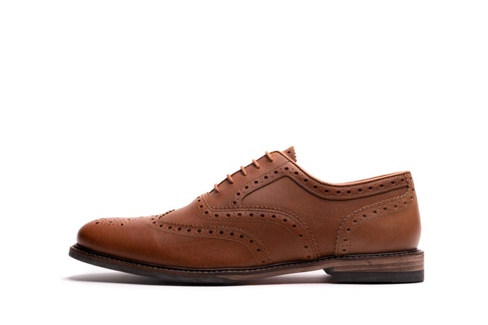 SHIREBURN // COFFEE-MEN'S SHOE | LANX Proper Men's Shoes