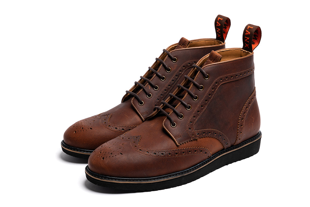 BRIGHSTONE // CONKER-MEN'S SHOE | LANX Proper Men's Shoes