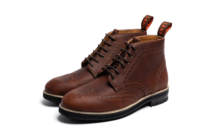 DALWOOD // CONKER-MEN'S SHOE | LANX Proper Men's Shoes