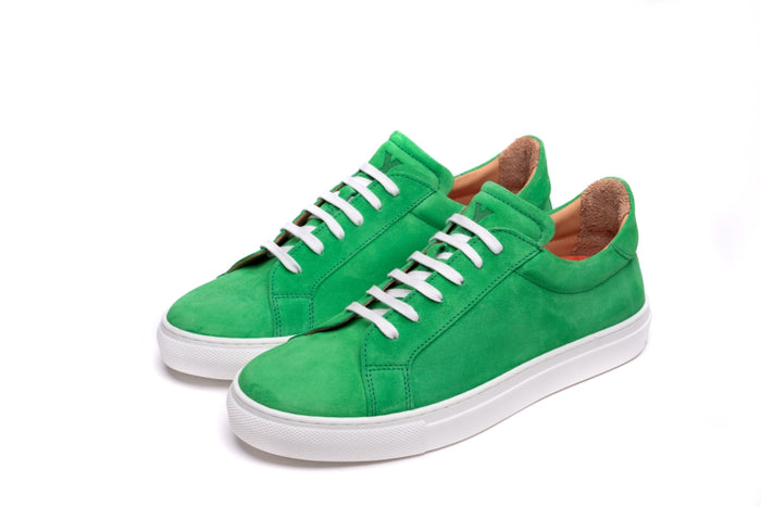 NESS / GREEN-Womens Sneakers | LANX Proper Men's Shoes