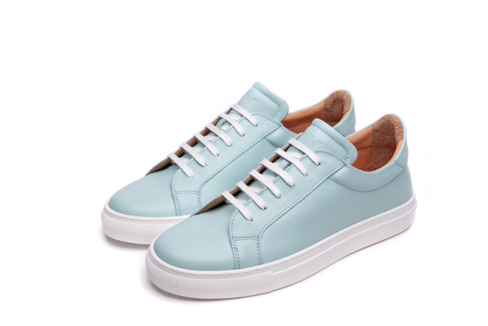 NESS / LIGHT BLUE-Womens Sneakers | LANX Proper Men's Shoes