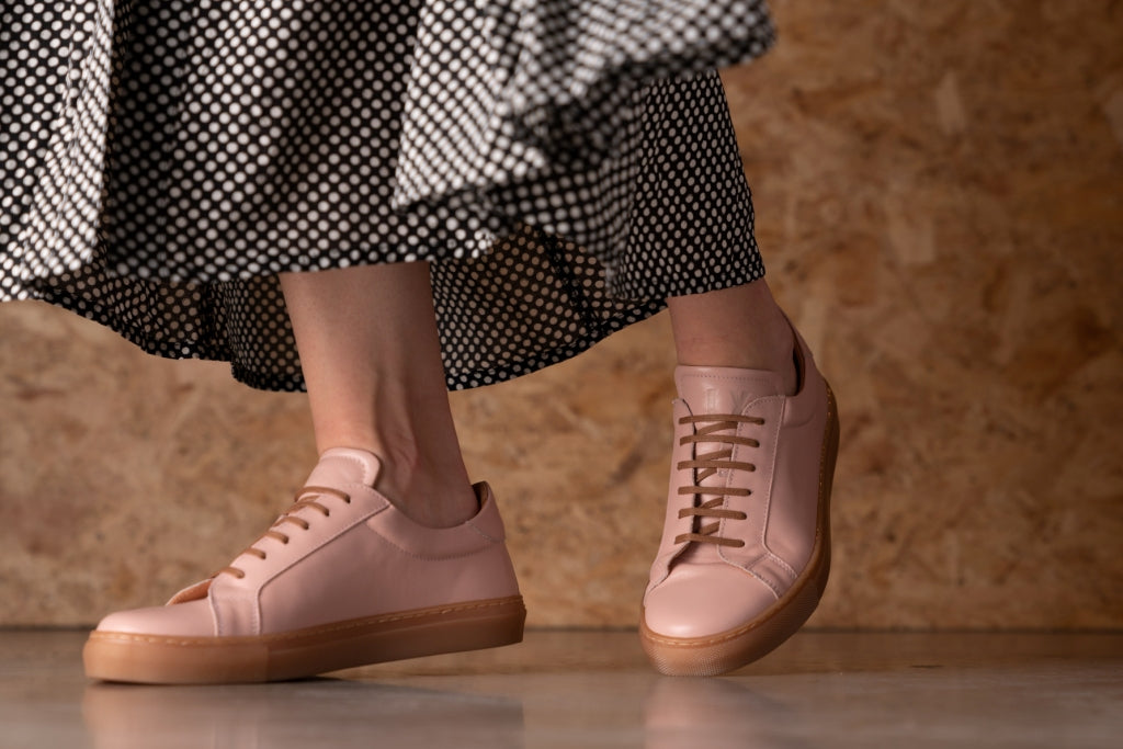 NESS / NUDE-Womens Sneakers | LANX Proper Men's Shoes