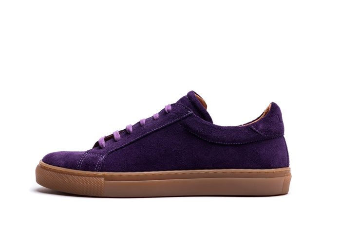 NESS / PURPLE-Womens Sneakers | LANX Proper Men's Shoes