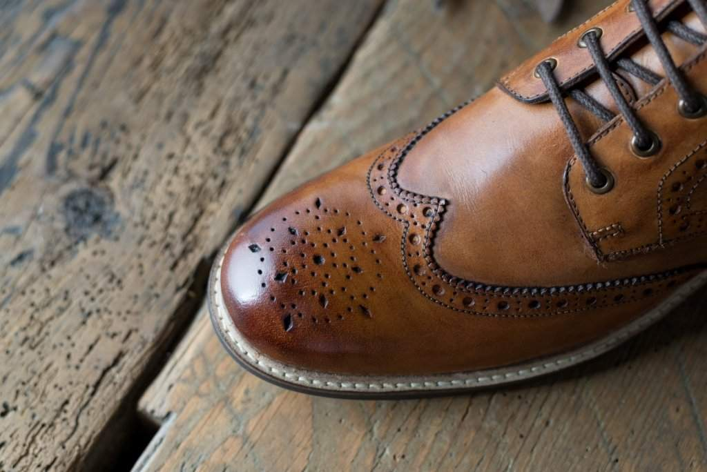 PARK // TAN-MEN'S SHOE | LANX Proper Men's Shoes