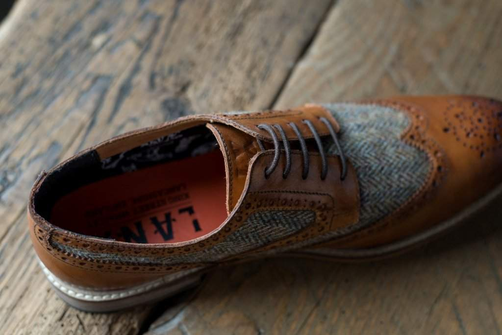 WHITTLE // TAN (VERSION 1)-MEN'S SHOE | LANX Proper Men's Shoes