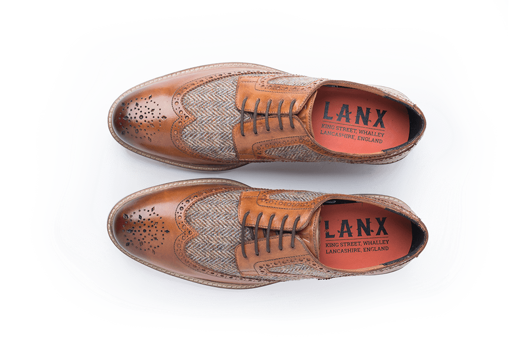 WHITTLE // TAN (MEN'S)-MEN'S SHOE | LANX Proper Men's Shoes