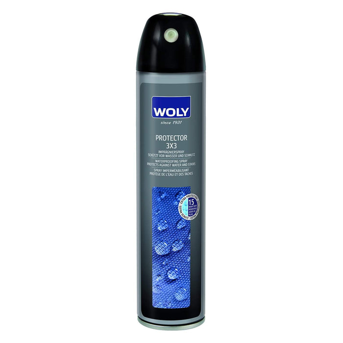 WOLY PROTECTOR 3X3 SPRAY 300ML-Shoe Care | LANX Proper Men's Shoes